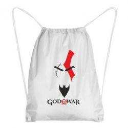 Рюкзак-мішок Kratos - God of war