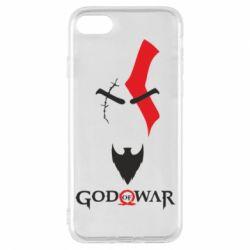 Чехол для iPhone 7 Kratos - God of war