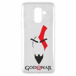 Чохол для Samsung A6+ 2018 Kratos - God of war