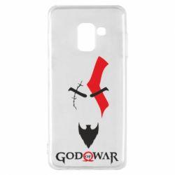 Чохол для Samsung A8 2018 Kratos - God of war