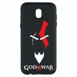 Чохол для Samsung J5 2017 Kratos - God of war