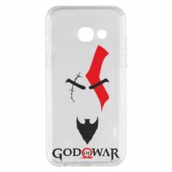 Чехол для Samsung A3 2017 Kratos - God of war