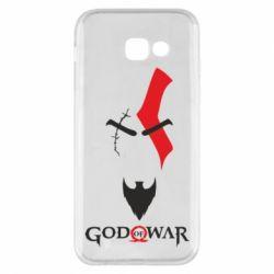 Чохол для Samsung A5 2017 Kratos - God of war