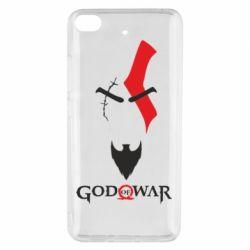 Чехол для Xiaomi Mi 5s Kratos - God of war
