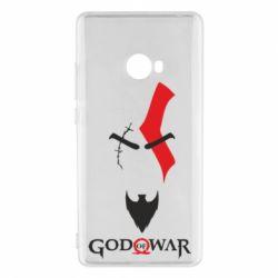 Чехол для Xiaomi Mi Note 2 Kratos - God of war