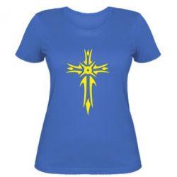 Женская Крест 2 - FatLine