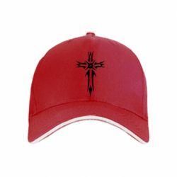 кепка Крест 2