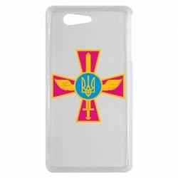 Чехол для Sony Xperia Z3 mini Крест з мечем та гербом - FatLine