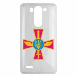 Чехол для LG G3 mini/G3s Крест з мечем та гербом - FatLine