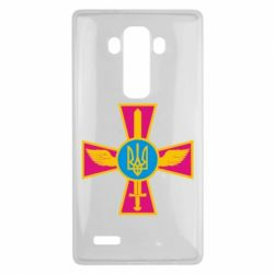 Чехол для LG G4 Крест з мечем та гербом - FatLine