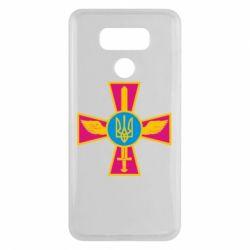 Чехол для LG G6 Крест з мечем та гербом - FatLine