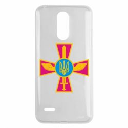 Чехол для LG K8 2017 Крест з мечем та гербом - FatLine