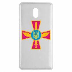Чехол для Nokia 3 Крест з мечем та гербом - FatLine