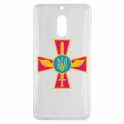 Чехол для Nokia 6 Крест з мечем та гербом - FatLine