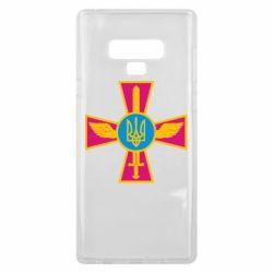 Чохол для Samsung Note 9 Хрест з мечем та гербом