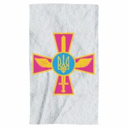 Рушник Хрест з мечем та гербом