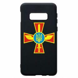 Чехол для Samsung S10e Крест з мечем та гербом