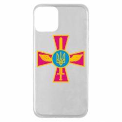 Чохол для iPhone 11 Хрест з мечем та гербом