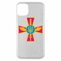 Чохол для iPhone 11 Pro Хрест з мечем та гербом