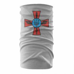 Бандана-труба Крест з мечем та гербом