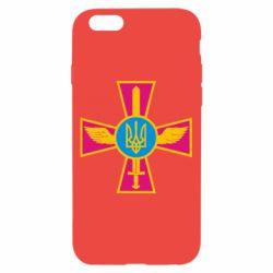 Чехол для iPhone 6/6S Крест з мечем та гербом - FatLine