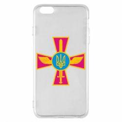 Чехол для iPhone 6 Plus/6S Plus Крест з мечем та гербом - FatLine