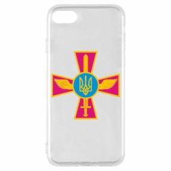 Чохол для iPhone 7 Хрест з мечем та гербом