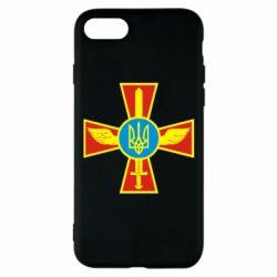 Чохол для iPhone 8 Хрест з мечем та гербом