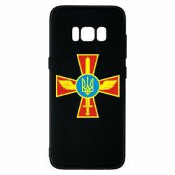 Чохол для Samsung S8 Хрест з мечем та гербом