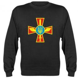 Реглан Крест з мечем та гербом - FatLine
