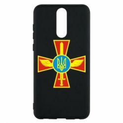 Чехол для Huawei Mate 10 Lite Крест з мечем та гербом - FatLine