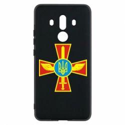 Чехол для Huawei Mate 10 Pro Крест з мечем та гербом - FatLine