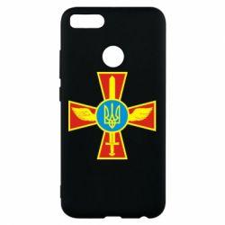 Чехол для Xiaomi Mi A1 Крест з мечем та гербом - FatLine
