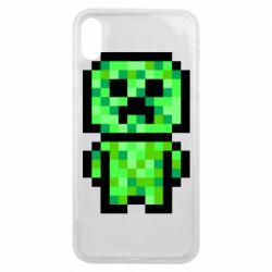 Чохол для iPhone Xs Max Кріпер піксель арт