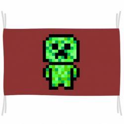 Прапор Кріпер піксель арт