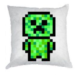 Подушка Кріпер піксель арт