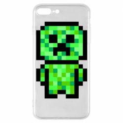 Чохол для iPhone 7 Plus Кріпер піксель арт