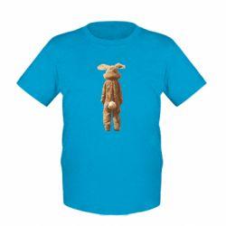 Детская футболка Krolik
