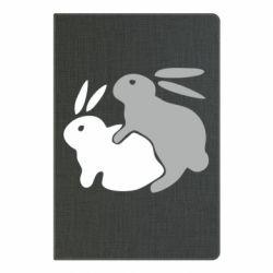 Блокнот А5 Кролики - FatLine