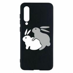 Чохол для Xiaomi Mi9 SE Кролики