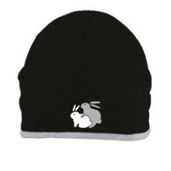 Шапка Кролики - FatLine