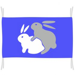 Прапор Кролики
