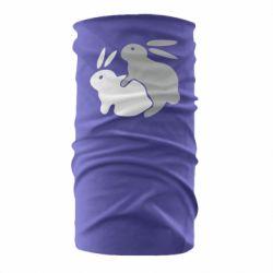 Бандана-труба Кролики