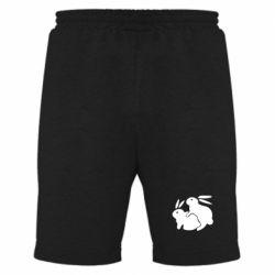 Мужские шорты Кролики - FatLine