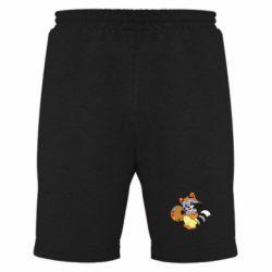 Мужские шорты Крошка Енот