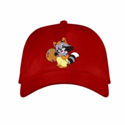 Детская кепка Крошка Енот