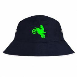 Панама Кроссовый мотоцикл