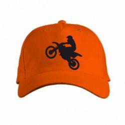 кепка Кроссовый мотоцикл - FatLine