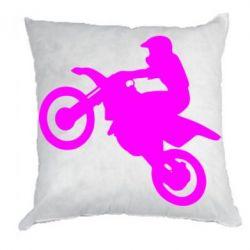Подушка Кроссовый мотоцикл