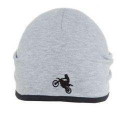 Шапка Кроссовый мотоцикл